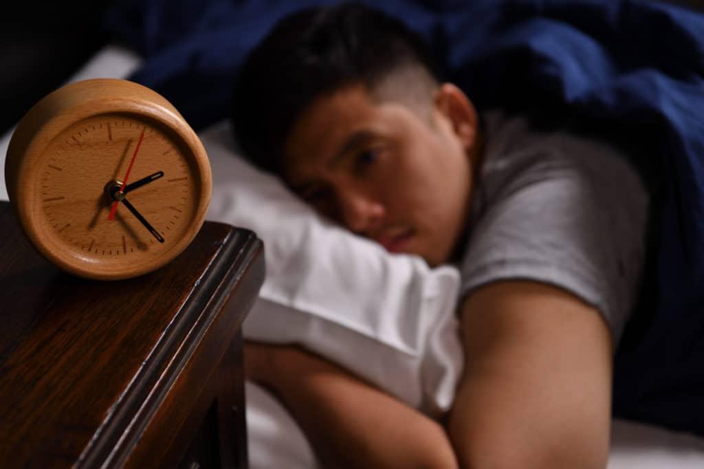 CBD-Schlafstörung