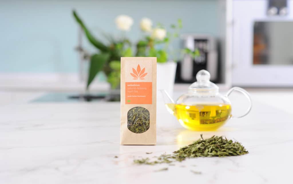 Hanf-Tee
